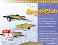 Snowmobile Trailer Brochure