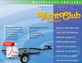 Watercraft Trailer Brochure